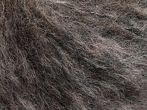 Fiber Content 30% Acrylic, 30% Polyamide, 20% Alpaca, 20% Wool, Brand ICE, Brown Shades, fnt2-62546