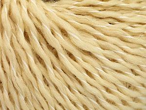 Fiber Content 100% Wool, Brand ICE, Cream, fnt2-62587