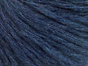 Fiber Content 50% Wool, 50% Acrylic, Navy, Brand ICE, fnt2-62716