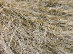 Fiber Content 55% Polyamide, 30% Acrylic, 25% Wool, White, Brand ICE, Beige, fnt2-62924