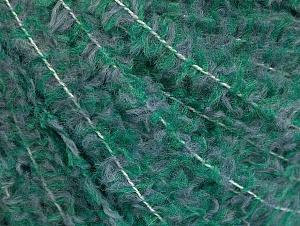 Fiber Content 40% Polyamide, 40% Wool, 20% Acrylic, Turquoise, Brand ICE, fnt2-62975