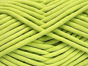 Fiber Content 60% Polyamide, 40% Cotton, Light Green, Brand ICE, fnt2-63433