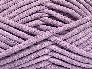 Fiber Content 60% Polyamide, 40% Cotton, Light Lilac, Brand ICE, fnt2-63441