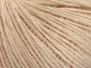 Fiber Content 51% Polyester, 37% Acrylic, 12% Wool, Light Powder Pink, Brand ICE, fnt2-64407