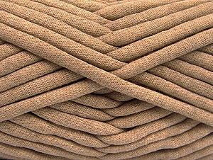 Fiber Content 60% Polyamide, 40% Cotton, Light Camel, Brand ICE, fnt2-64484