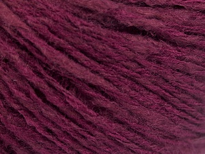 Fiber Content 50% Wool, 50% Acrylic, Purple, Brand Ice Yarns, fnt2-65115