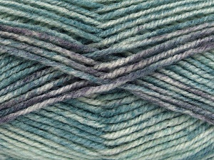 Fiber Content 50% Premium Acrylic, 50% Wool, Lilac, Brand Ice Yarns, Beige, fnt2-65278