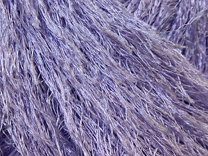Fiber Content 100% Polyester, Light Lilac, Brand ICE, Yarn Thickness 5 Bulky  Chunky, Craft, Rug, fnt2-22773
