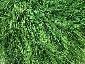 Fiber Content 100% Polyester, Jungle Green, Brand ICE, Yarn Thickness 5 Bulky  Chunky, Craft, Rug, fnt2-22787