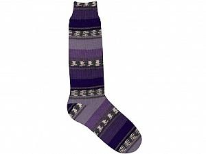Fiber Content 75% Superwash Wool, 25% Polyamide, Purple Shades, Brand ICE, Grey, Yarn Thickness 1 SuperFine  Sock, Fingering, Baby, fnt2-41776
