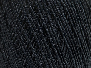 Fiber Content 75% Acrylic, 25% Polyamide, Brand ICE, Black, Yarn Thickness 2 Fine  Sport, Baby, fnt2-48795
