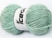 Chenille Baby Light Mint Green