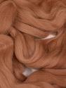 50gr-1.8m (1.76oz-1.97yards) 100% Wool felt Fiber Content 100% Wool, Rose Brown, Brand ICE, acs-1105