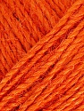 Fiber Content 100% Hemp Yarn, Orange, Brand ICE, Yarn Thickness 3 Light  DK, Light, Worsted, fnt2-51413