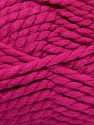 SuperBulky  Fiber Content 55% Acrylic, 45% Wool, Brand ICE, Fuchsia, Yarn Thickness 6 SuperBulky  Bulky, Roving, fnt2-51489