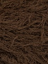 Fiber Content 50% Polyester, 50% Polyamide, Brand ICE, Dark Brown, Yarn Thickness 4 Medium  Worsted, Afghan, Aran, fnt2-51895