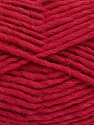 Fiber Content 100% Wool, Brand ICE, Dark Fuchsia, Yarn Thickness 5 Bulky  Chunky, Craft, Rug, fnt2-51917