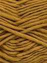 Fiber Content 100% Wool, Olive Green, Brand ICE, Yarn Thickness 5 Bulky  Chunky, Craft, Rug, fnt2-51919