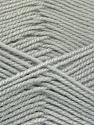 Fiber Content 100% Baby Acrylic, Light Grey, Brand Ice Yarns, Yarn Thickness 2 Fine  Sport, Baby, fnt2-52123