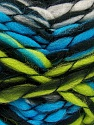 Fiber Content 50% Acrylic, 50% Wool, Turquoise, Brand ICE, Grey, Green, Black, Yarn Thickness 6 SuperBulky  Bulky, Roving, fnt2-52589