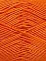 Ne: 8/4. Nm 14/4 Fiber Content 100% Mercerised Cotton, Orange, Brand ICE, Yarn Thickness 2 Fine  Sport, Baby, fnt2-54056