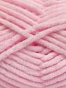Fiber Content 100% Micro Fiber, Brand ICE, Baby Pink, Yarn Thickness 4 Medium  Worsted, Afghan, Aran, fnt2-54162
