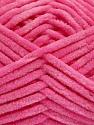 Fiber Content 100% Micro Fiber, Pink, Brand ICE, Yarn Thickness 4 Medium  Worsted, Afghan, Aran, fnt2-54164