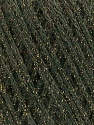 Fiber Content 40% Acrylic, 40% Wool, 20% Metallic Lurex, Khaki, Brand ICE, Gold, Yarn Thickness 3 Light  DK, Light, Worsted, fnt2-55277