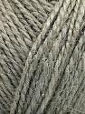 Fiber Content 100% Hemp Yarn, Light Grey, Brand ICE, Yarn Thickness 3 Light  DK, Light, Worsted, fnt2-55421