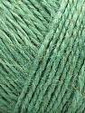 Fiber Content 100% Hemp Yarn, Mint Green, Brand ICE, Yarn Thickness 3 Light  DK, Light, Worsted, fnt2-55422