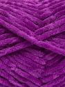 Fiber Content 100% Micro Fiber, Purple, Brand ICE, Yarn Thickness 4 Medium  Worsted, Afghan, Aran, fnt2-55987