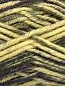 Fiber Content 80% Acrylic, 20% Polyamide, Yellow, Purple, Brand ICE, Grey, Yarn Thickness 5 Bulky  Chunky, Craft, Rug, fnt2-56582