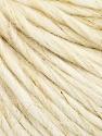 Fiber Content 40% Acrylic, 40% Wool, 20% Linen, Brand ICE, Cream, fnt2-56663