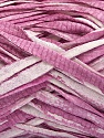 Fiber Content 100% Cotton, White, Orchid, Brand ICE, Yarn Thickness 5 Bulky  Chunky, Craft, Rug, fnt2-56795