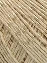 Fiber Content 70% Mercerised Cotton, 30% Viscose, Brand KUKA, Beige, Yarn Thickness 2 Fine  Sport, Baby, fnt2-57568