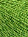 Fiber Content 70% Mercerised Cotton, 30% Viscose, Brand KUKA, Green, Yarn Thickness 2 Fine  Sport, Baby, fnt2-57572