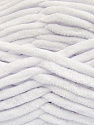 Fiber Content 100% Micro Fiber, White, Brand ICE, Yarn Thickness 4 Medium  Worsted, Afghan, Aran, fnt2-57621