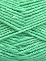 Fiber Content 65% Merino Wool, 35% Silk, Mint Green, Brand ICE, Yarn Thickness 3 Light  DK, Light, Worsted, fnt2-57673