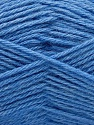 Fiber Content 65% Merino Wool, 35% Silk, Brand ICE, Blue, Yarn Thickness 3 Light  DK, Light, Worsted, fnt2-57680