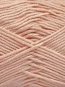 Fiber Content 50% Bamboo, 50% Acrylic, Light Pink, Brand ICE, fnt2-57844