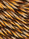 Fiber Content 50% Wool, 50% Acrylic, Brand ICE, Gold, Brown, Black, Beige, fnt2-57866