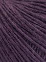 Fiber Content 50% Wool, 50% Acrylic, Purple, Brand ICE, Yarn Thickness 3 Light  DK, Light, Worsted, fnt2-57900