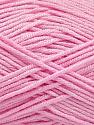Fiber Content 50% Bamboo, 50% Acrylic, Pink, Brand ICE, fnt2-57959