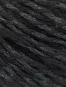 Fiber Content 50% Acrylic, 50% Wool, Brand ICE, Grey, Black, fnt2-57994