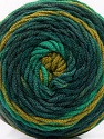 Fiber Content 100% Acrylic, Brand ICE, Green Shades, fnt2-58025