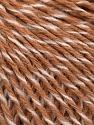 Fiber Content 100% Acrylic, White, Light Brown, Brand ICE, fnt2-58043