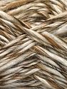 Fiber Content 90% Acrylic, 10% Wool, Brand ICE, Cream, Brown Shades, fnt2-58068
