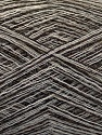Fiber Content 50% Polyamide, 40% Baby Alpaca, 10% Wool, Brand ICE, Grey, Brown, fnt2-58071