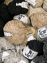 Amigurumi Chenille Please note that number of skeina may vary from 35 to 45. Skein weight information information given is average. Total weight of mixed lot is 2000 grams. Fiber Content 100% Polyester, Brand ICE, fnt2-58099