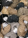 Amigurumi Chenille Please note that number of skeina may vary from 35 to 45. Skein weight information information given is average. Total weight of mixed lot is 2000 grams. Fiber Content 100% Polyester, Brand ICE, fnt2-58103